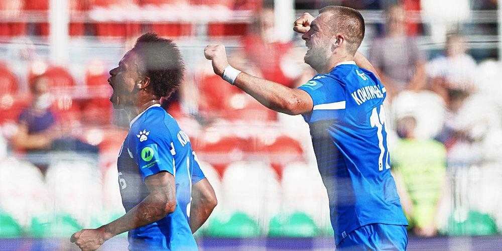 Юрий Семин: «Надеюсь, «Динамо» попадет в основной турнир Лиги Европы. Они очень неплохо проводили отдельные матчи»