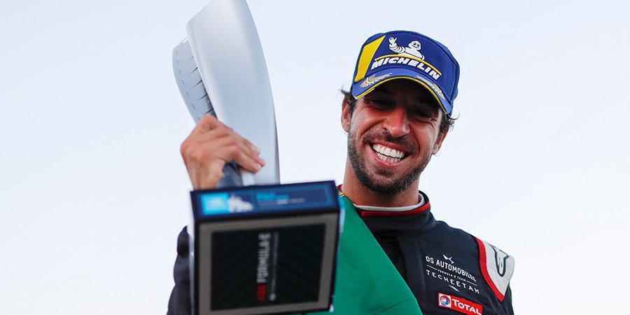 «Лучше быть первым в другой серии, чем десятым в «Ф-1». Чемпион «Формулы-Е» Феликс да Кошта – о прошедшем сезоне и перспективах Квята и «Хонды» в «электричке»