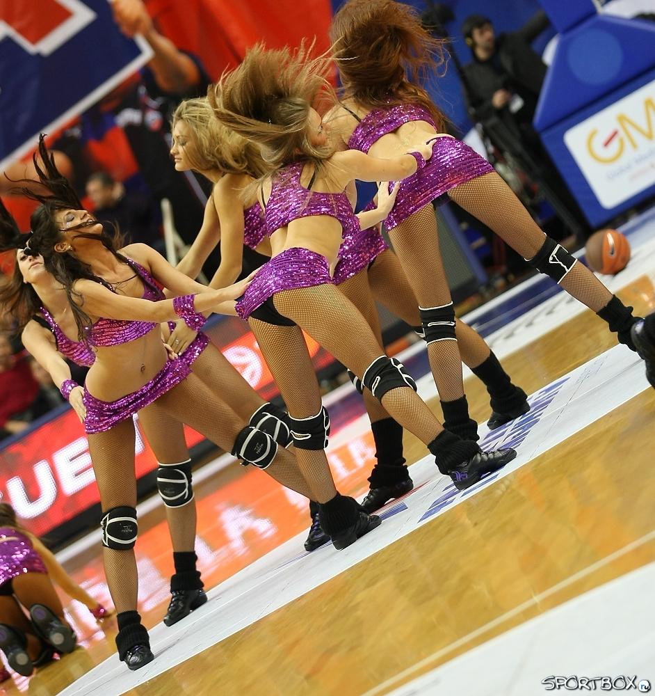 группа поддержки цска баскетбол фото женщины школах