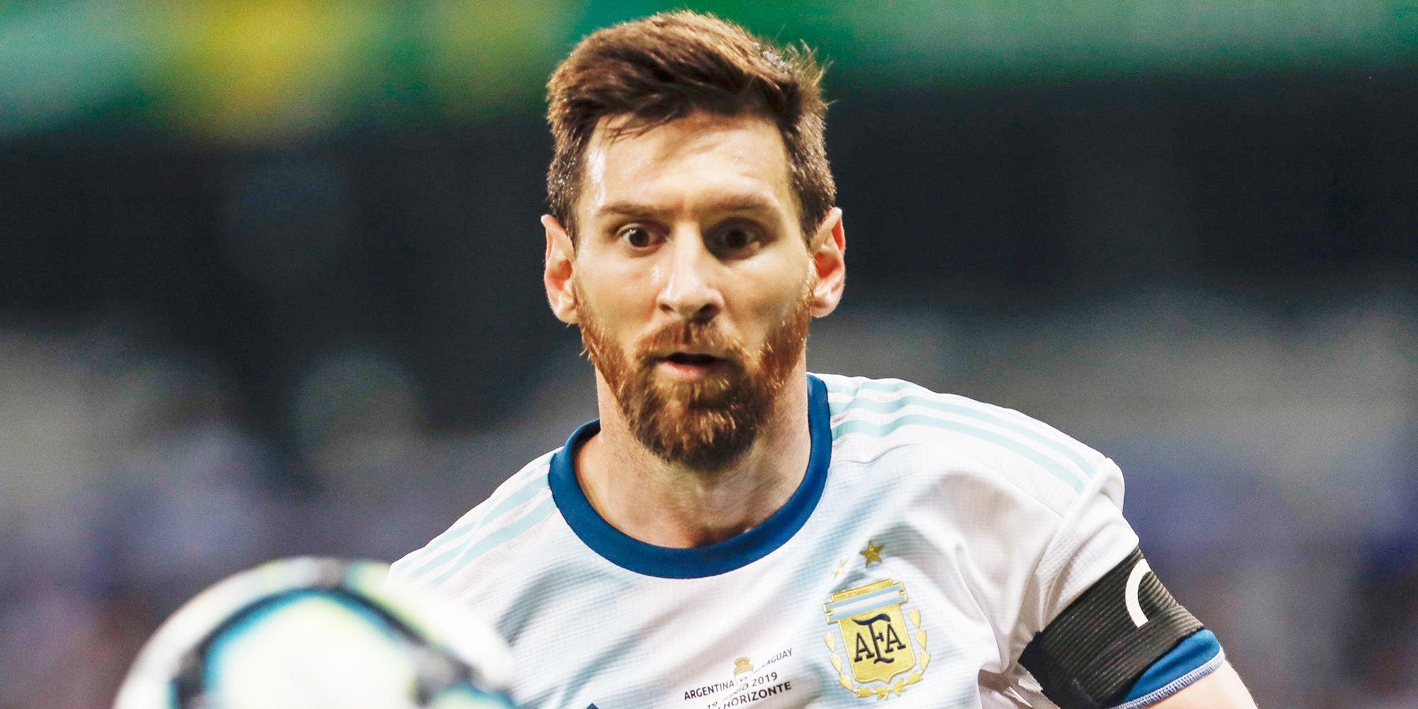 Сборная Аргентины с Месси в составе сыграла вничью с Парагваем
