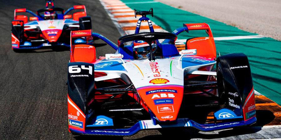Официально: «Формула Е» завершит сезон шестью гонками в Берлине