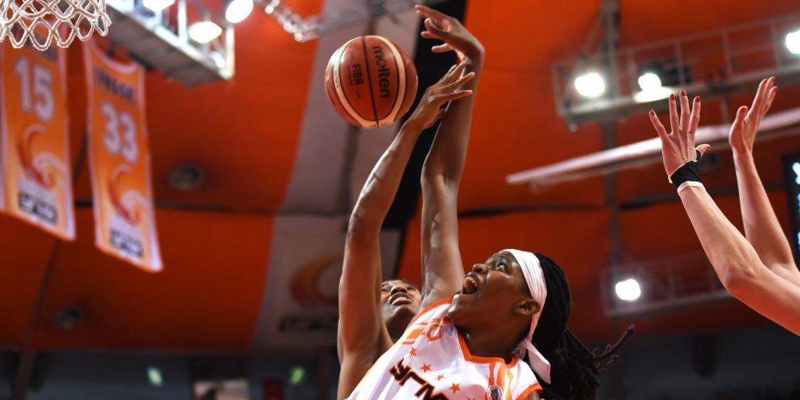 Баскетболистки УГМК одержали вторую победу в Евролиге, Джонс отметилась дабл-даблом