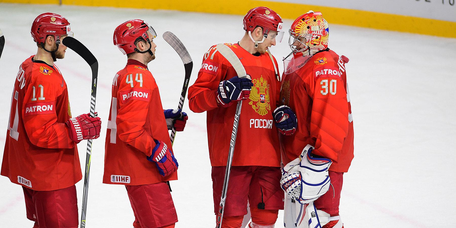Тренерский штаб сборной России назвал состав на первый этап Евротура
