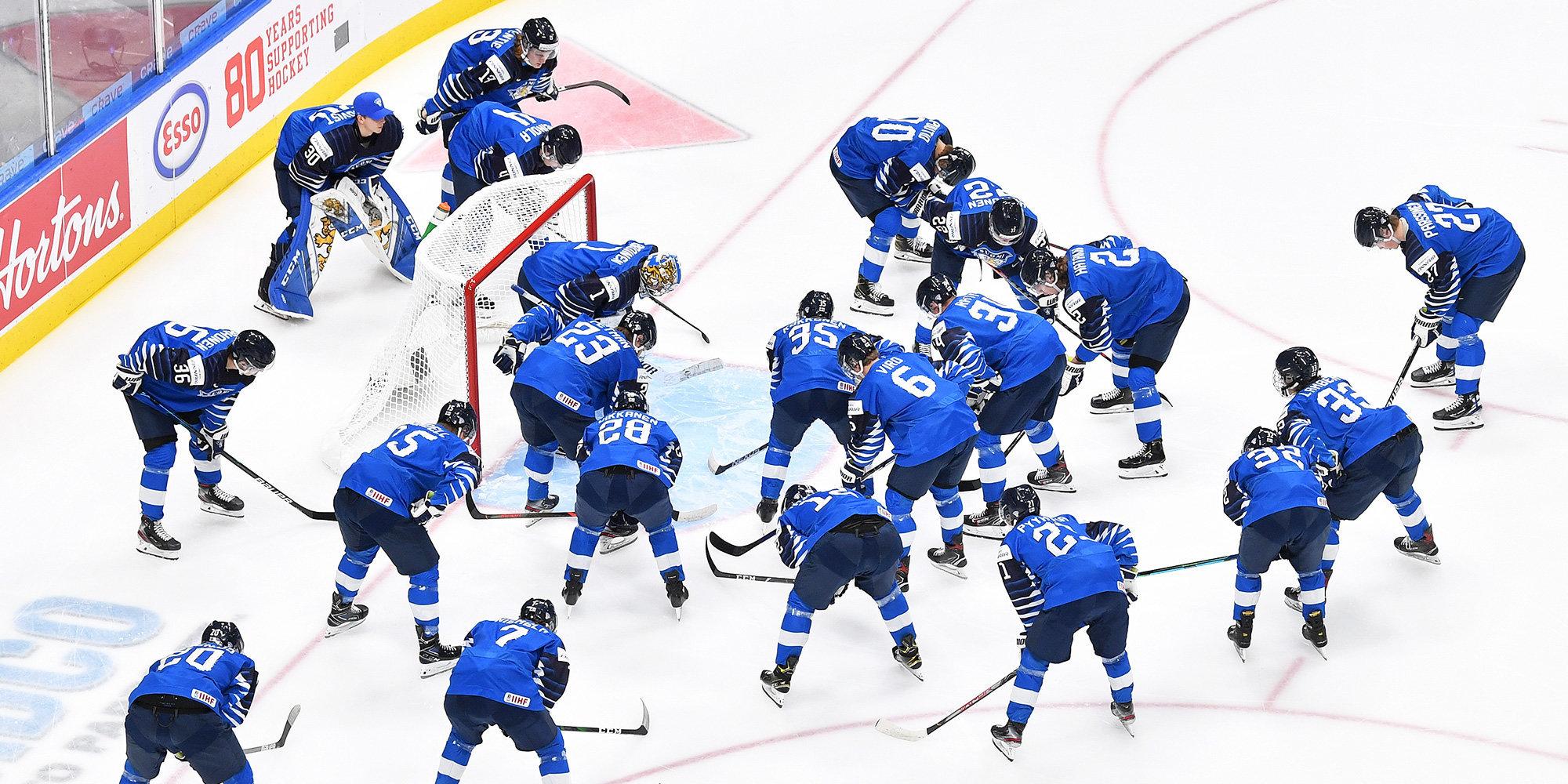 Финляндия добилась победы над Чехией в матче Евротура