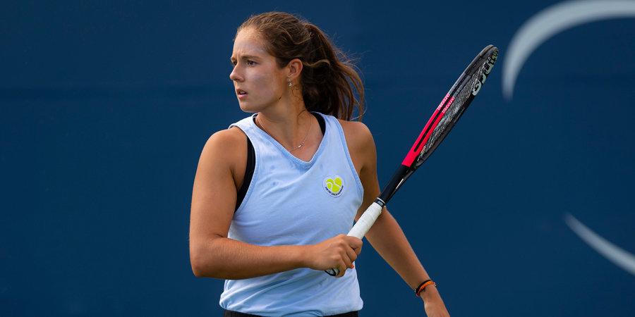 Касаткина и Блинкова потеряли по одной позиции в рейтинге WTA