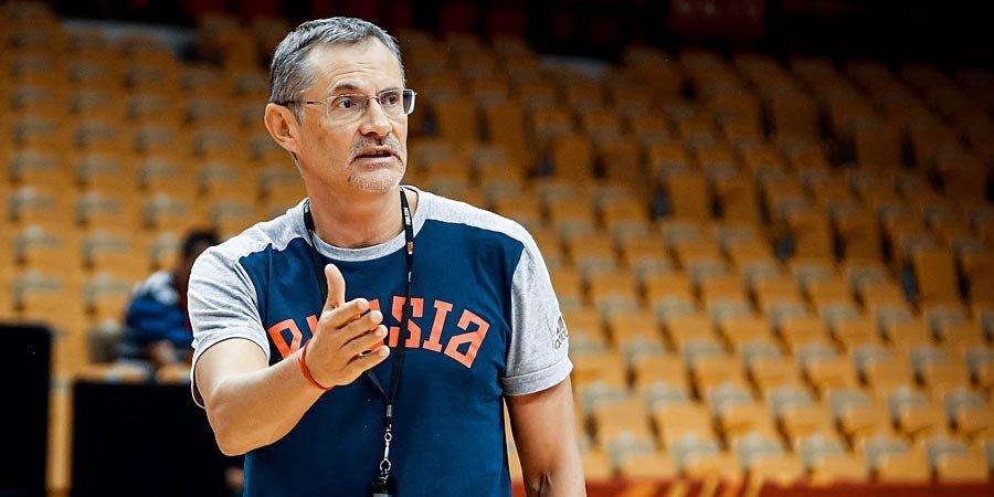 Базаревич продолжит работу со сборной России по баскетболу