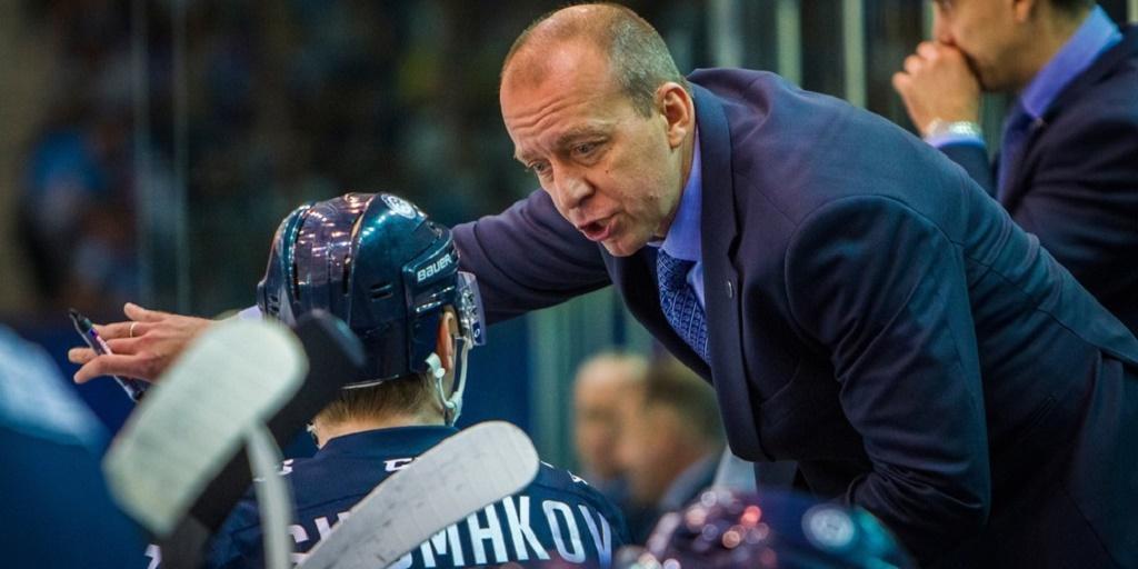 Главный тренер хоккейной «Сибири» Скабелка подал вотставку