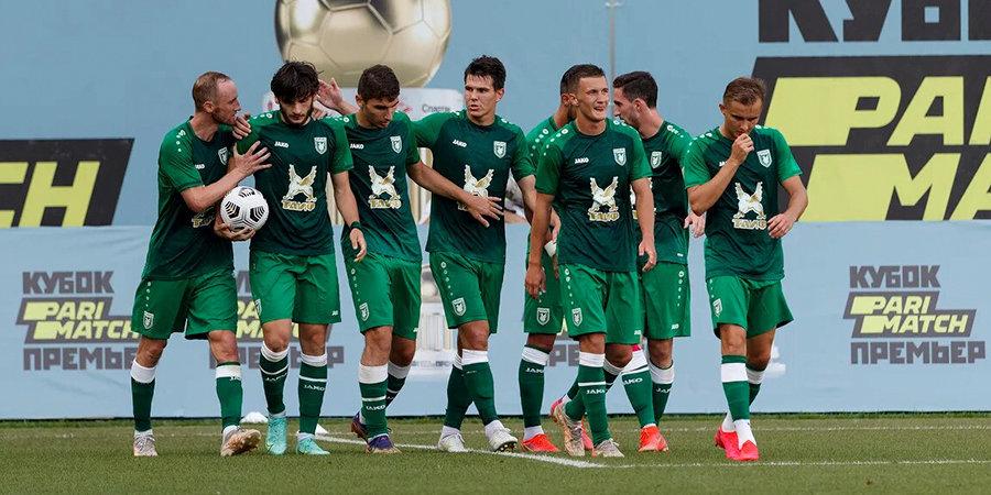Министр спорта Татарстана: «Надеюсь, «Рубин» пройдет третий отборочный раунд Лиги конференций»