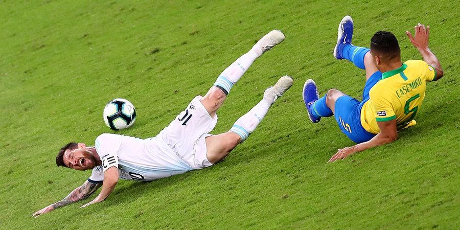 Нобоа против Месси, Барриос против Рондона. Южная Америка начинает отбор на ЧМ-2022