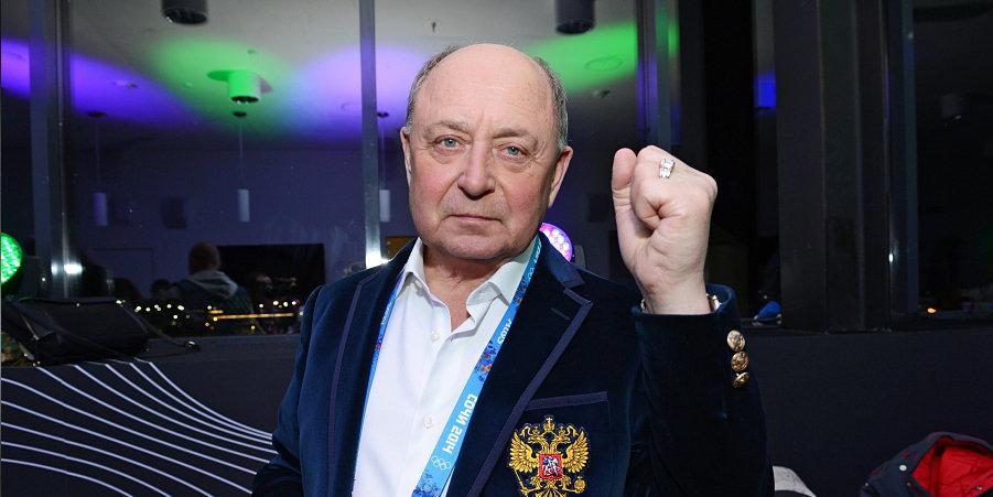 Алексей Мишин: «Сборная России по футболу прыгнула четверной с маленьким недокрутом»