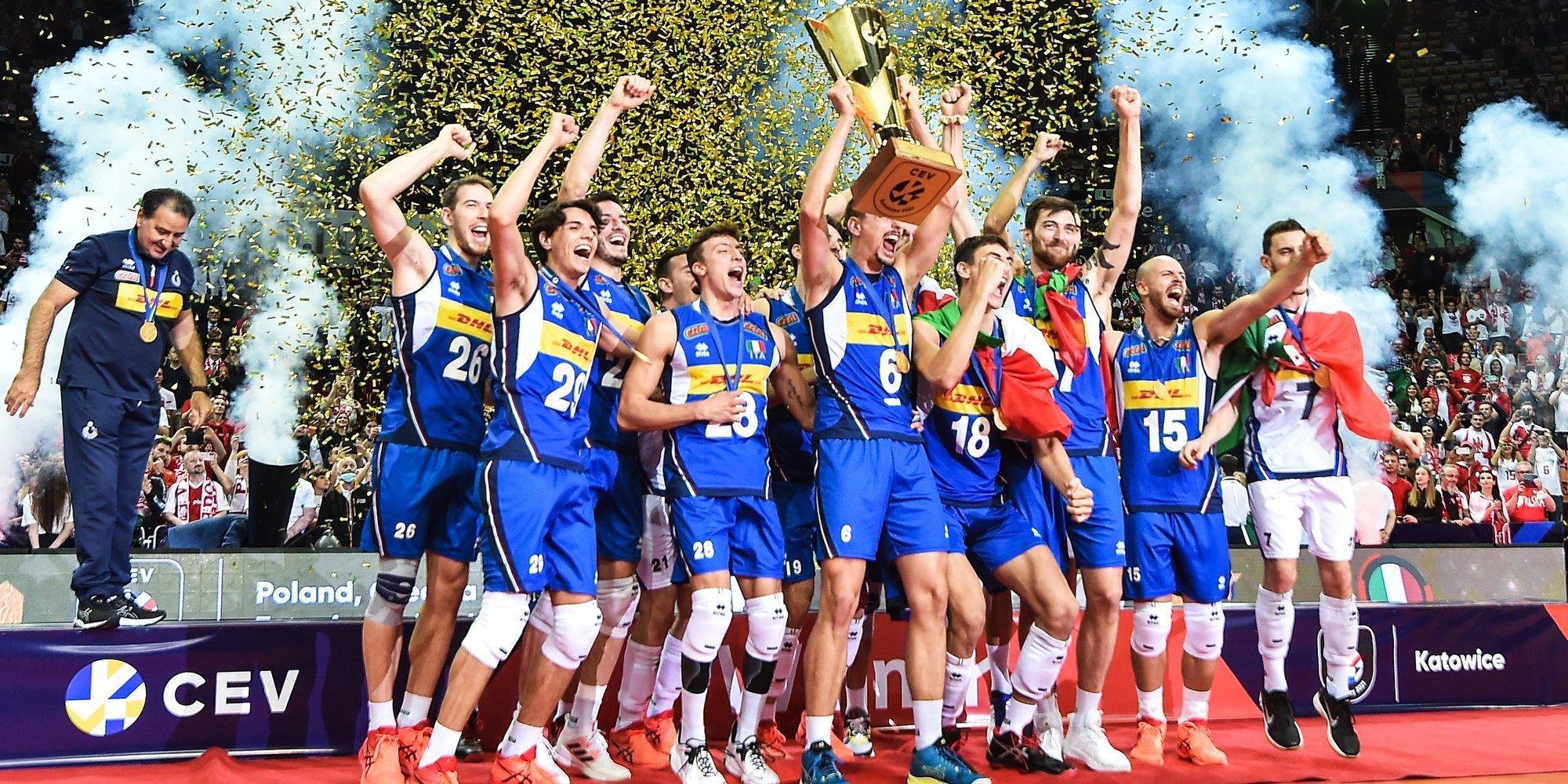 Сборная Италии обыграла Словению и стала чемпионом Европы