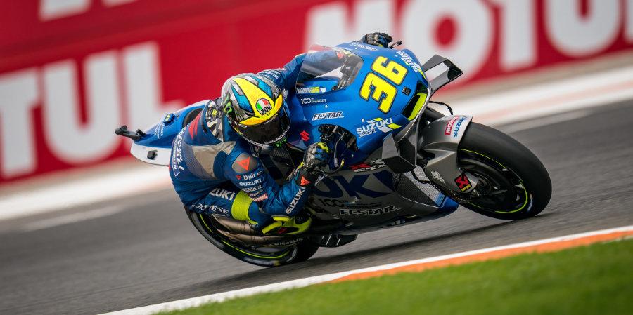 Испанец Мир стал новым чемпионом MotoGP