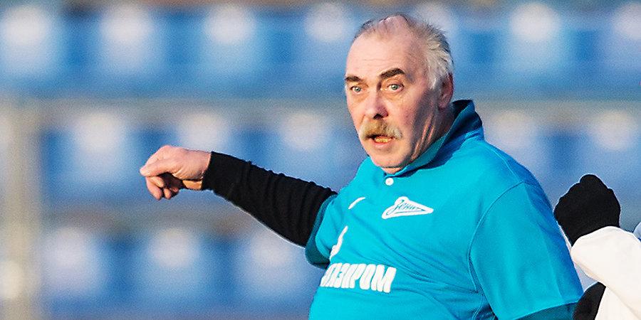 Юрий Желудков: «Ударил Дасаеву. Попал. Очнулся — гол!»