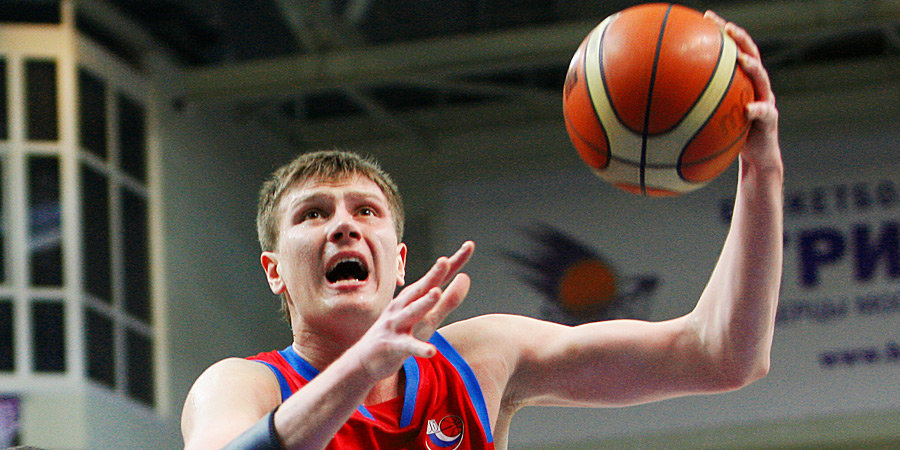 Андрей Воронцевич расскажет о первых шагах в баскетболе
