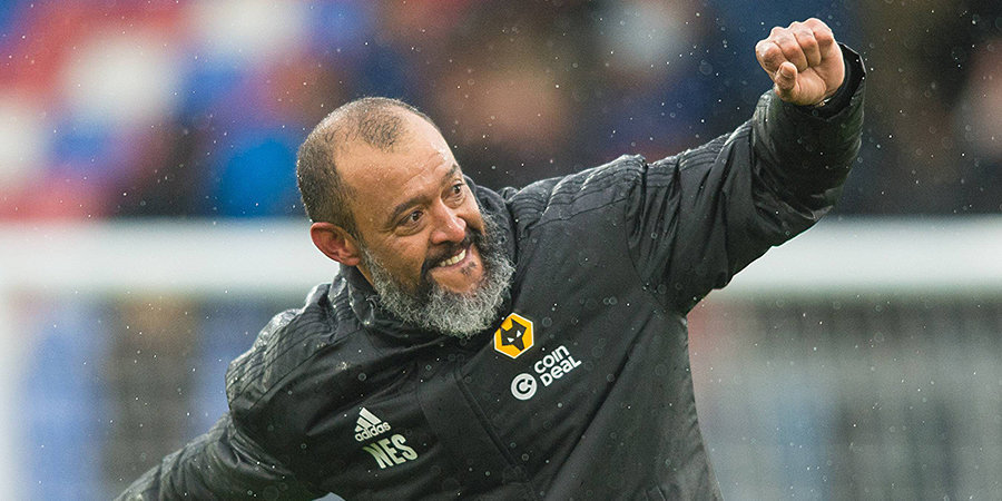 Нуну признан лучшим тренером чемпионата Англии в октябре