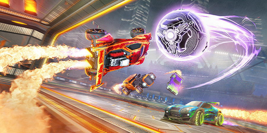МОК объявил новые даты проведения чемпионатов по Rocket League и Street Fighter V