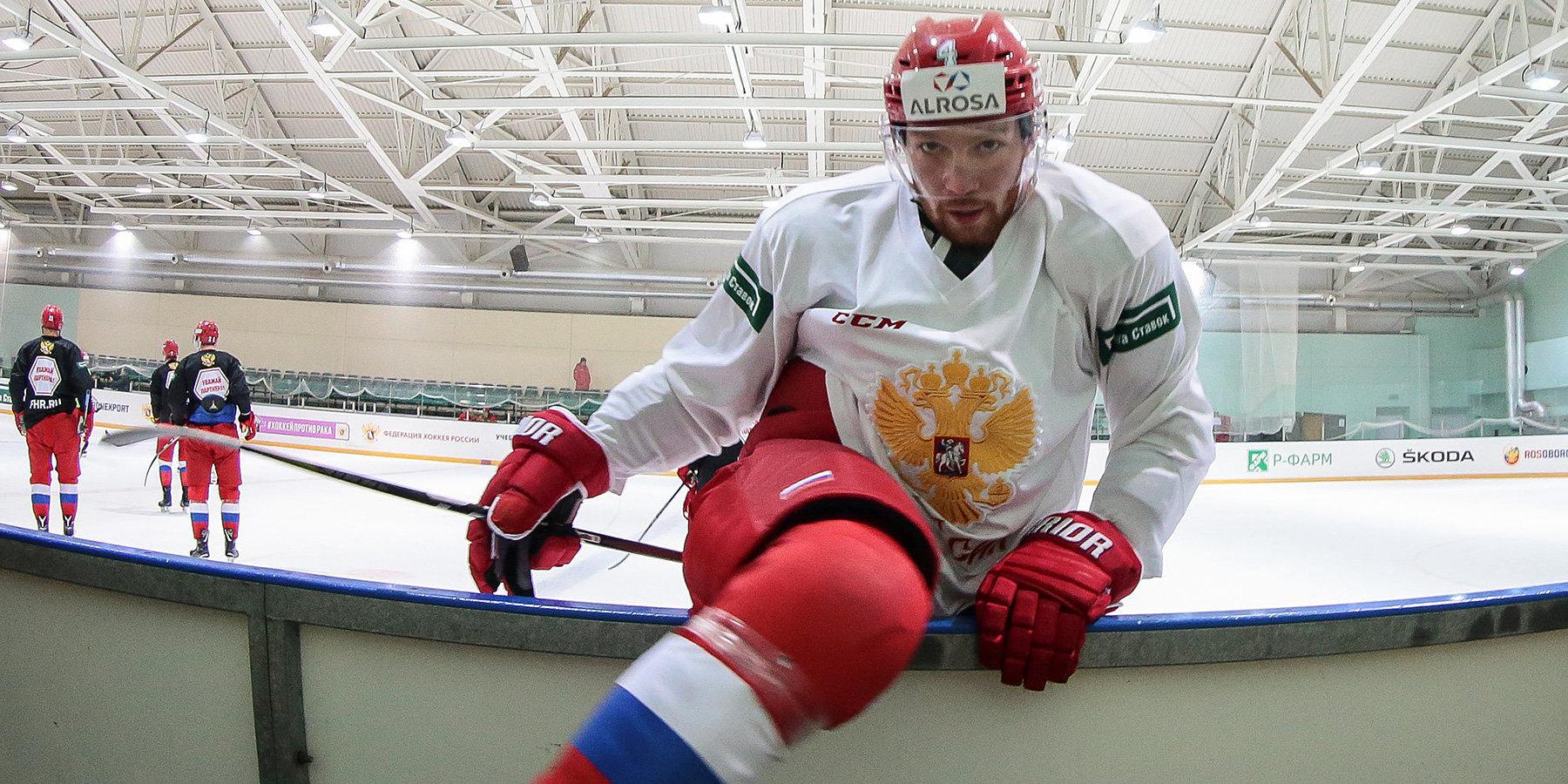 Гавриков подписал контракт с «Коламбусом» на два года