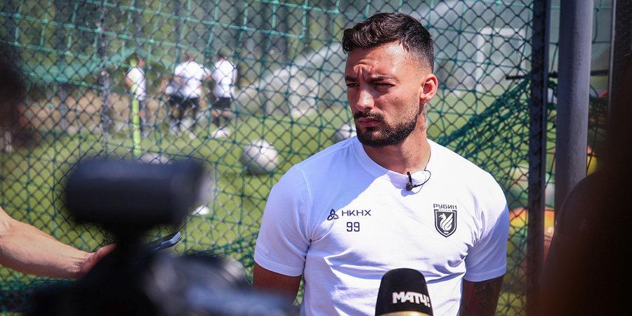 Сеад Хакшабанович: «Рубин» должен был забивать больше»