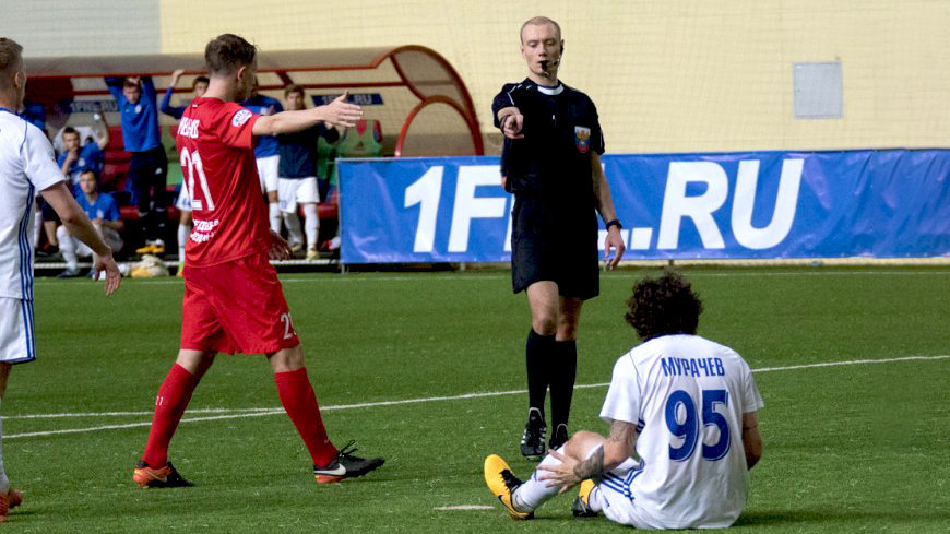 «Оренбург» обыграл «Авангард» иукрепил лидерство вФНЛ, одержав четвертую победу подряд