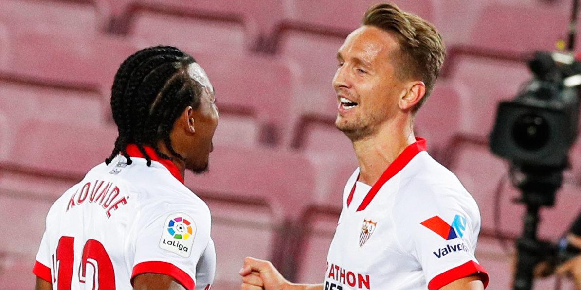 «МЮ» нацелился на защитника Кунде. «Севилья» хочет за игрока не меньше 80 миллионов евро