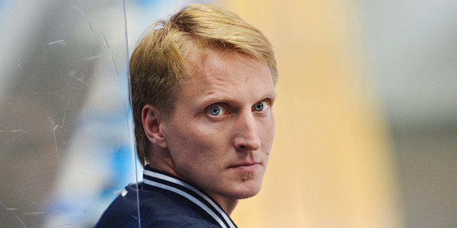 Призер Олимпиады в конькобежном спорте Скобрев стал тренером «Барыса» по физподготовке