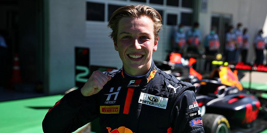Лоусон одержал победу в первой гонке «Ф-3» в Сильверстоуне, Смоляр замкнул топ-10