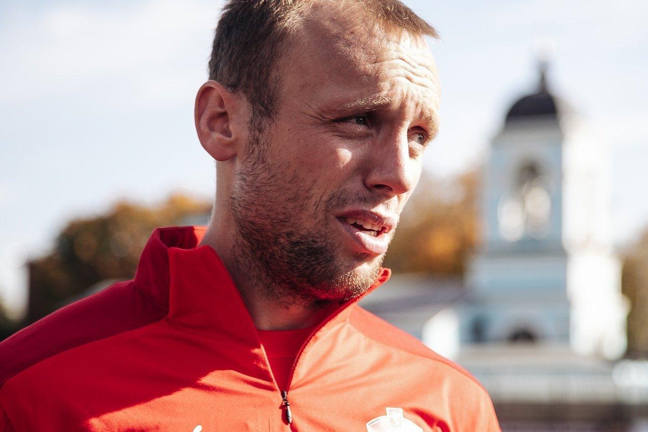 Денис Глушаков: «Одно очко в копилку «Локомотива» в матче с «Атлетико» — это хороший результат»