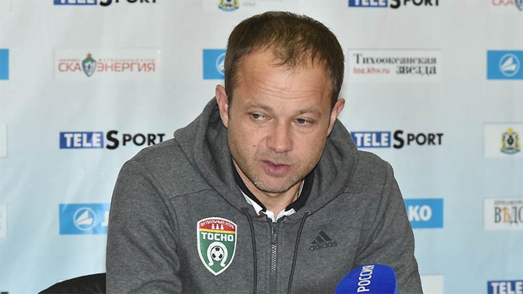 Тренер Милевского оригинально завершил пресс-конференцию
