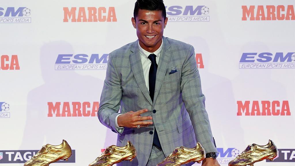 Роналдо сколько у него есть гол