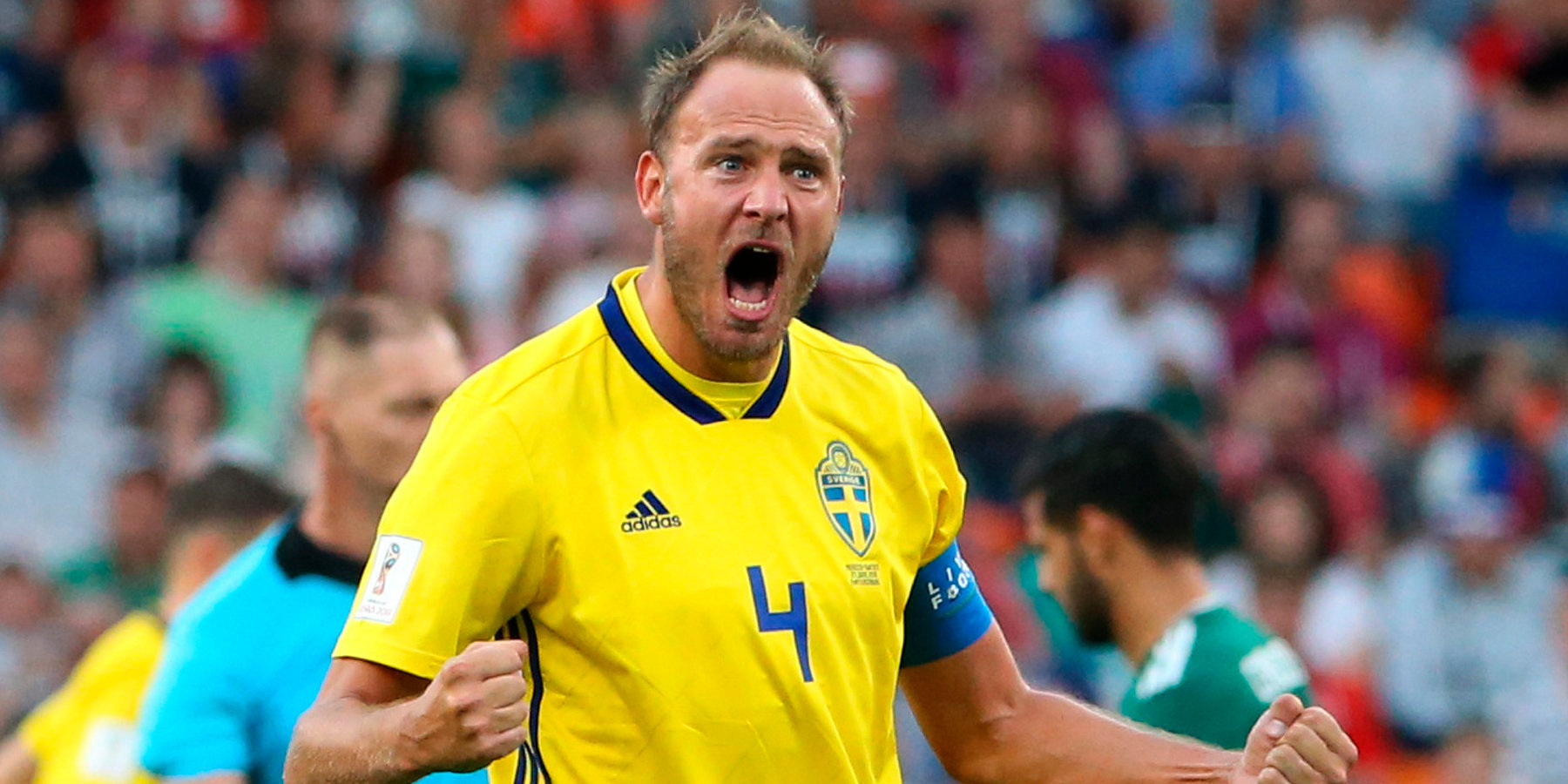 Экс-защитник «Краснодара» Гранквист завершил спортивную карьеру