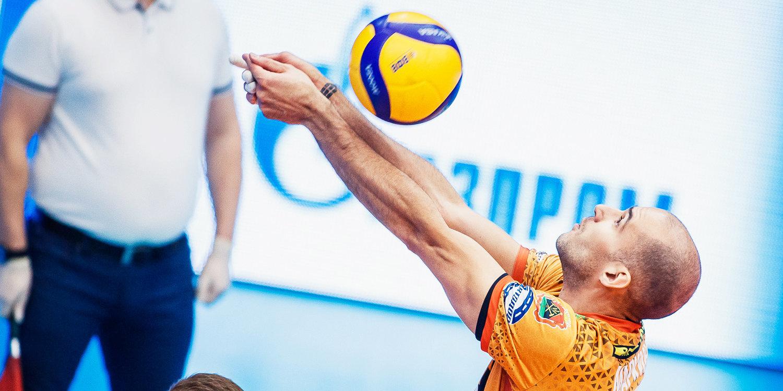 «Кузбасс» одержал победу над чемпионом России в сибирском дерби