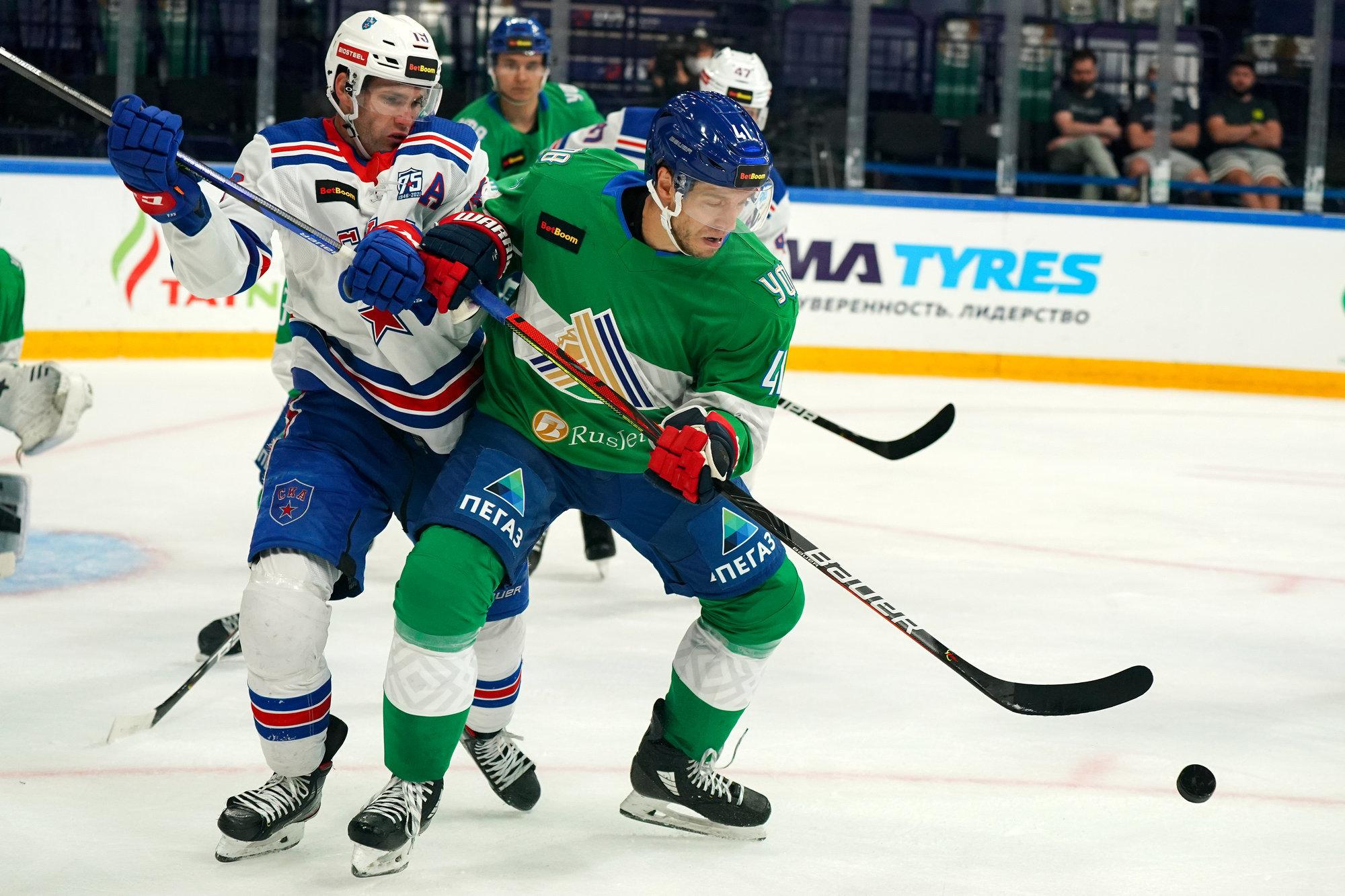 Николай Кулемин: «Салават Юлаев» продемонстрировал хорошую игру»