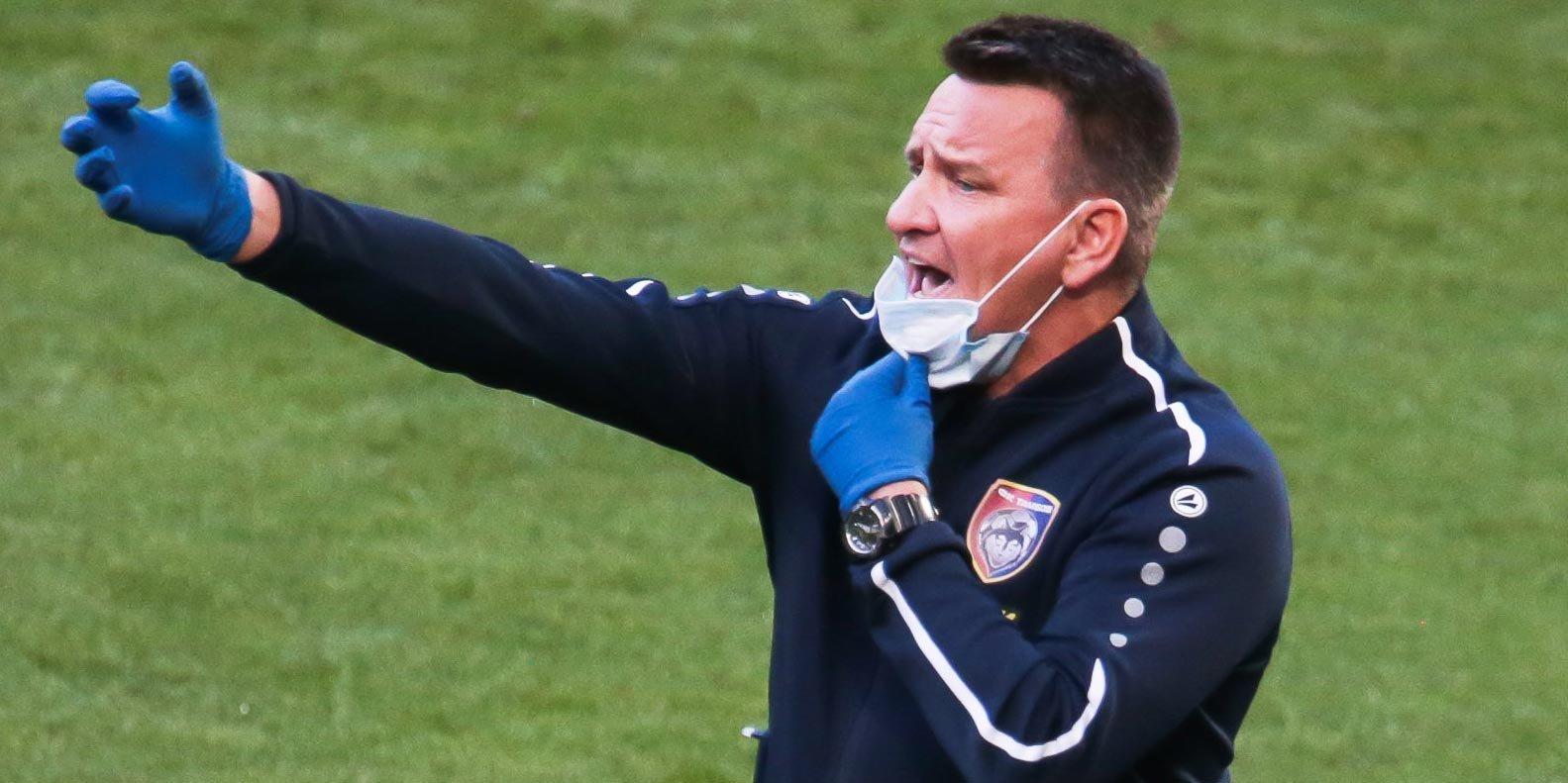 Спортдиректор «Тамбова»: «У тренерского штаба Первушина есть полное доверие»