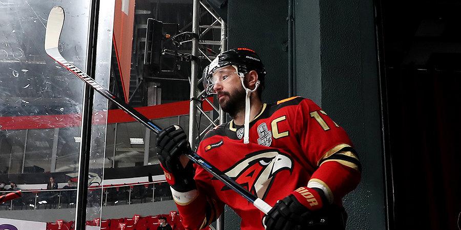 Хартли сообщил о желании Ковальчука вернуться в НХЛ