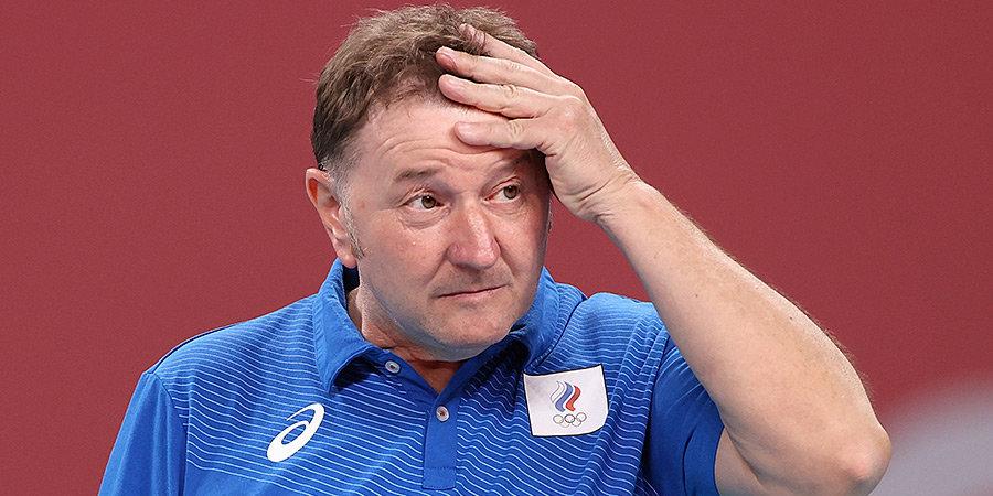Серджо Бузато: «На чемпионате Европы хочу увидеть агрессивную игру в нашем исполнении, силовую подачу, хорошую защиту»
