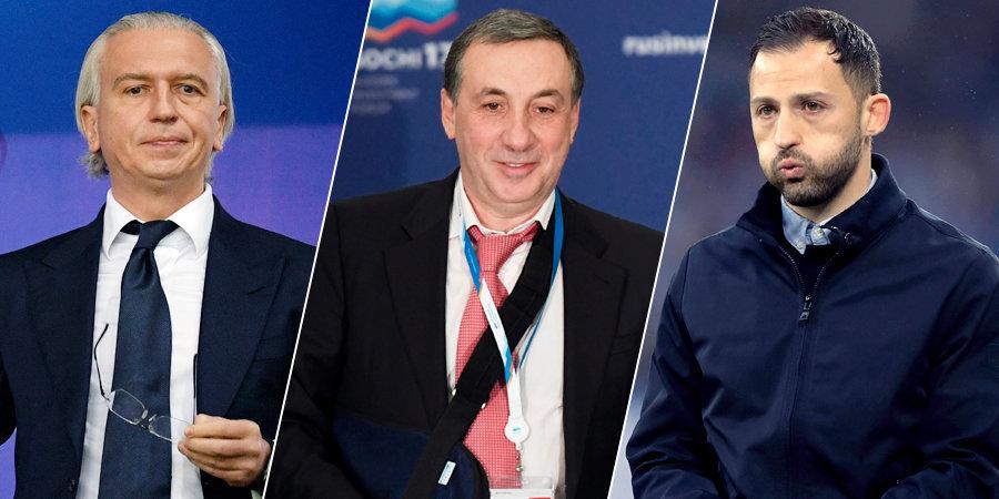 Новый лимит, Егоров vs Гинер, звезды в РПЛ и многое другое. Главные события-2019