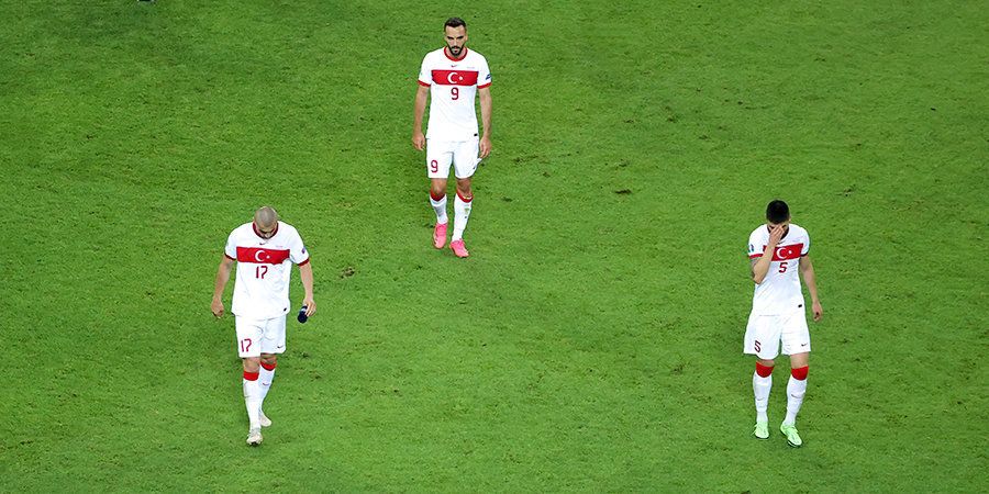 Турция потерпела крупнейшее поражение за 21 год, уступив Нидерландам в отборе на ЧМ-2022
