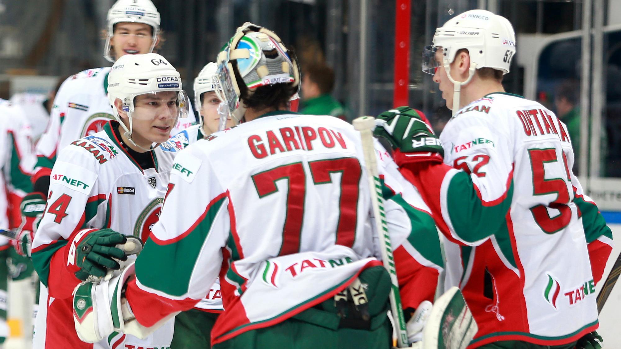 «АкБарс» сыграет с«Салаватом Юлаевым» в 4-м матче серии плей-офф