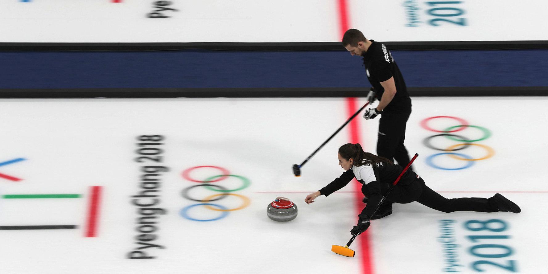 МОК расследует допинговое дело керлингиста Крушельницкого вконце Олимпиады