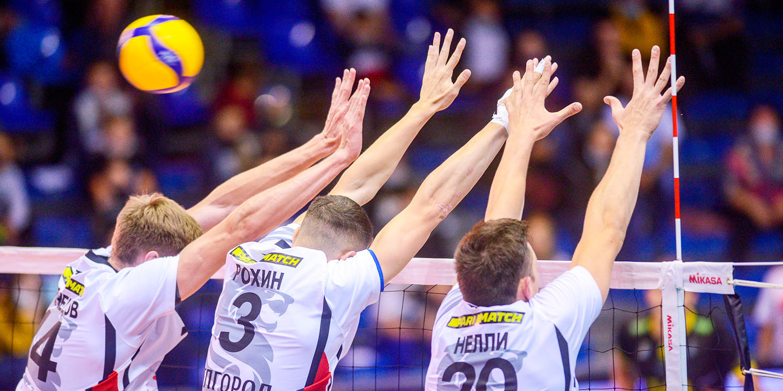 «Белогорье» нанесло казанскому «Зениту» первое поражение в сезоне