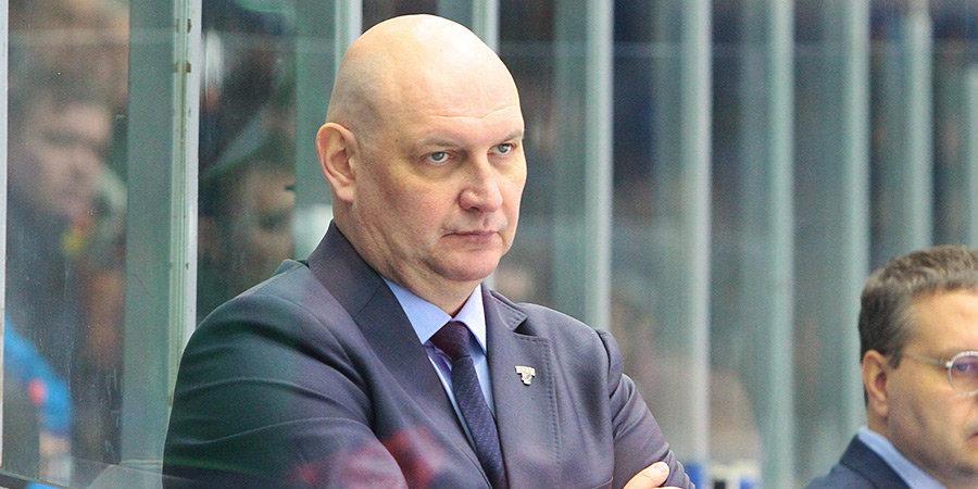 «Сочи» и «Северсталь» продлили контракты с главными тренерами