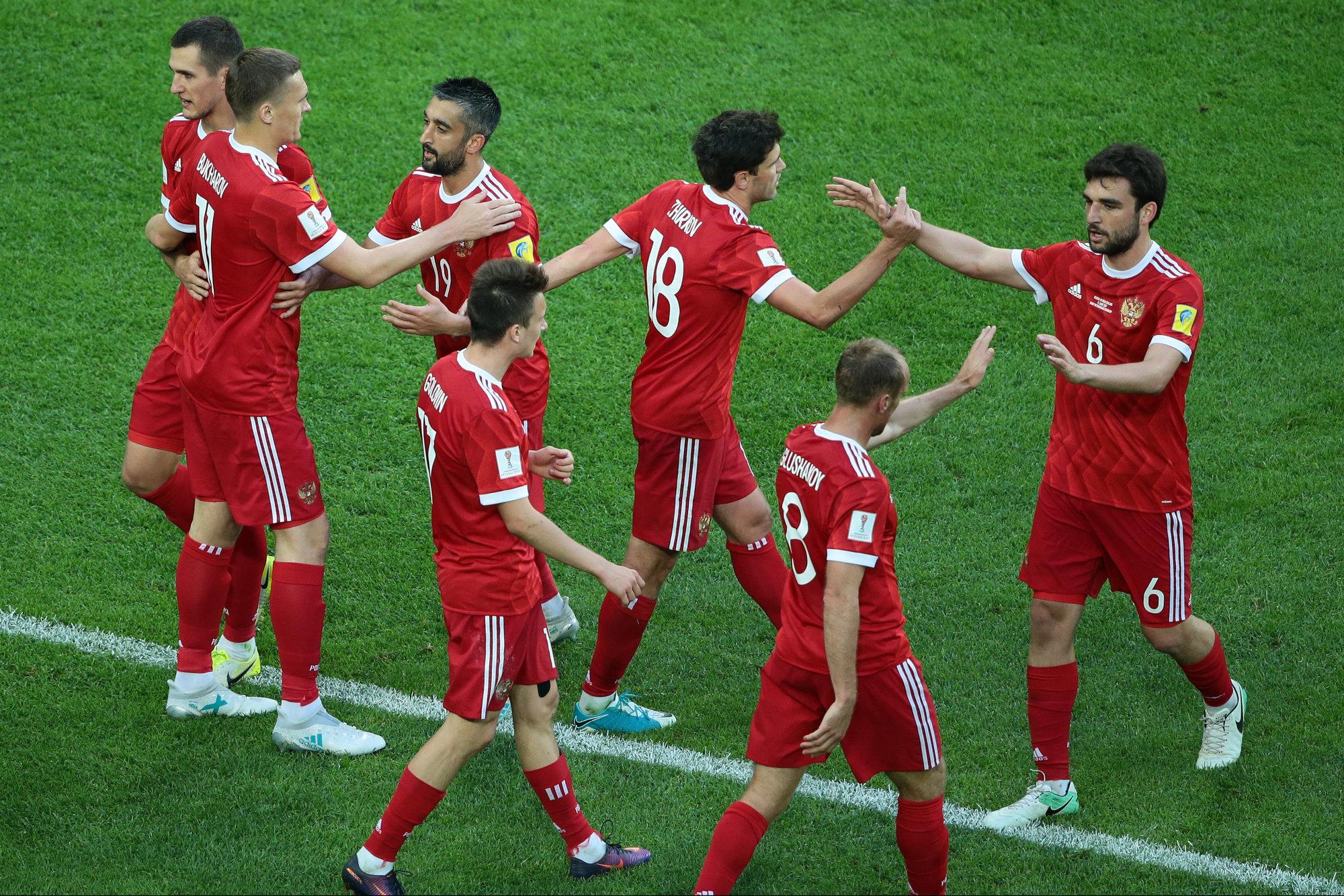 Первым соперником на мундиале для сборной россии станет саудовская аравия.