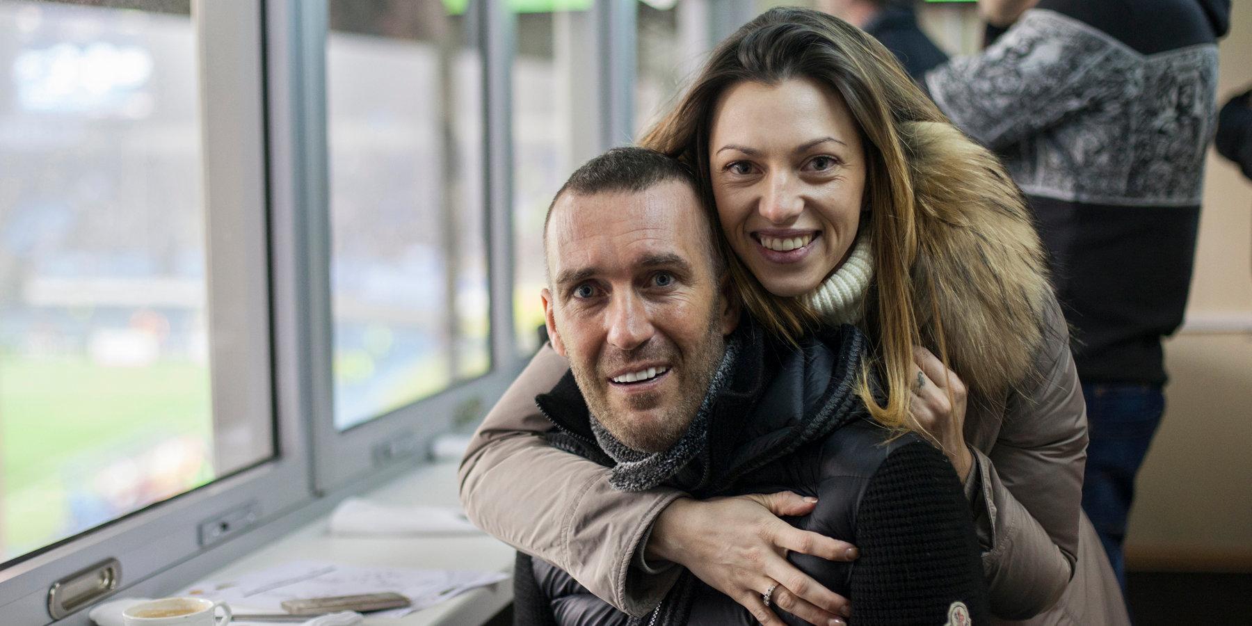 Больной экс-футболист «Зенита» Риксен встретится сфанатами впоследний раз