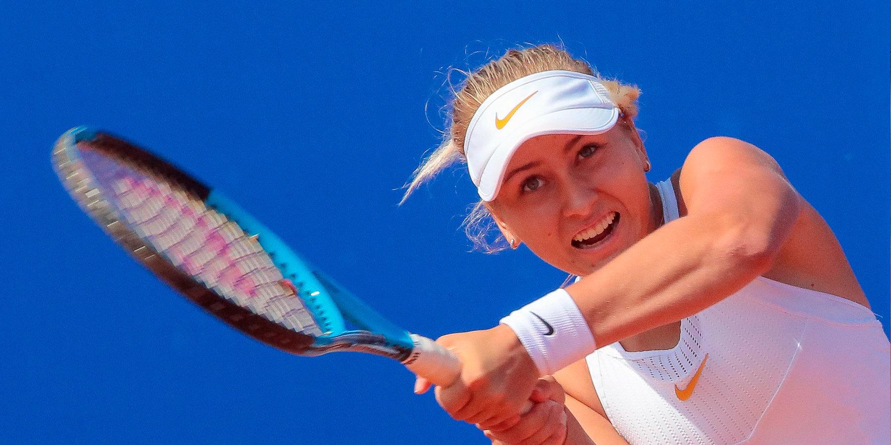 Вондрусова разгромила Потапову во втором круге «Ролан Гаррос»