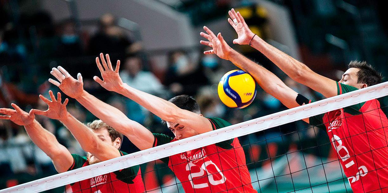 Новосибирский «Локомотив» проиграл свой второй матч Лиги чемпионов