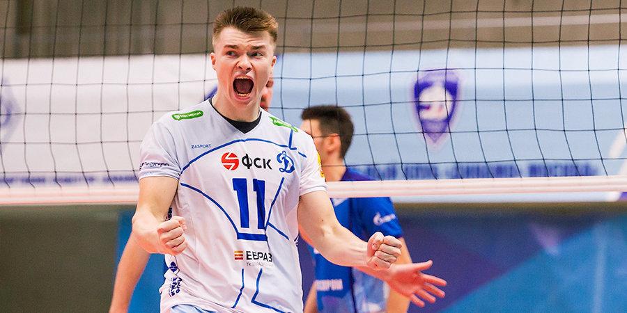 Павел Панков: «Московское «Динамо» отдало все силы в финале, эмоции — огонь!»