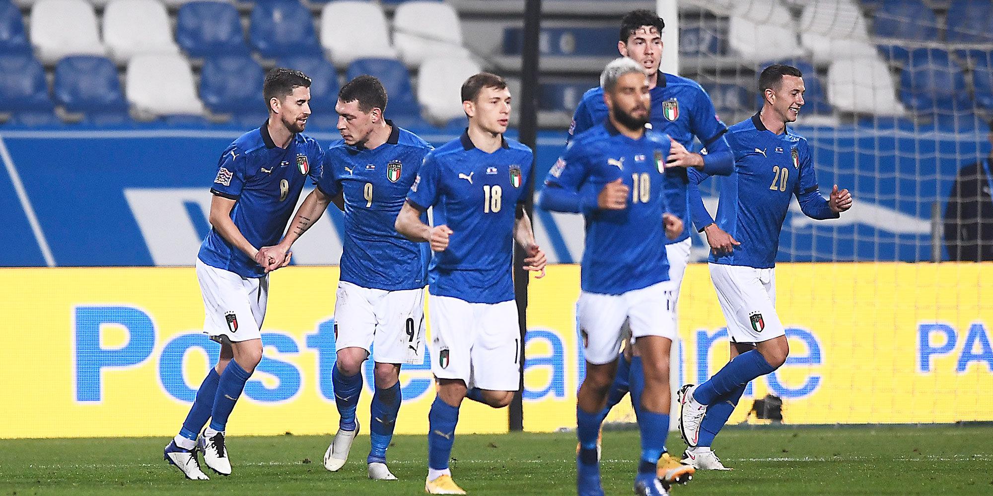 СМИ: Футболисты сборной Италии вакцинировались от коронавируса
