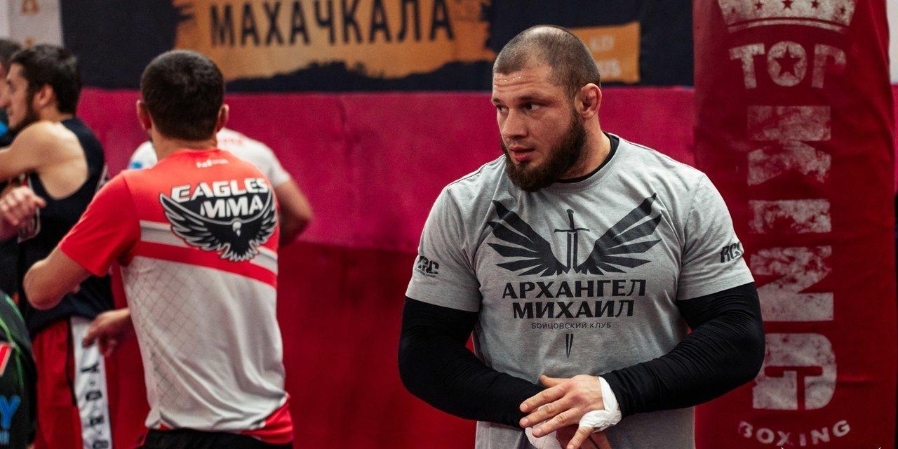 В ACA назвали нового соперника Ивана Штыркова