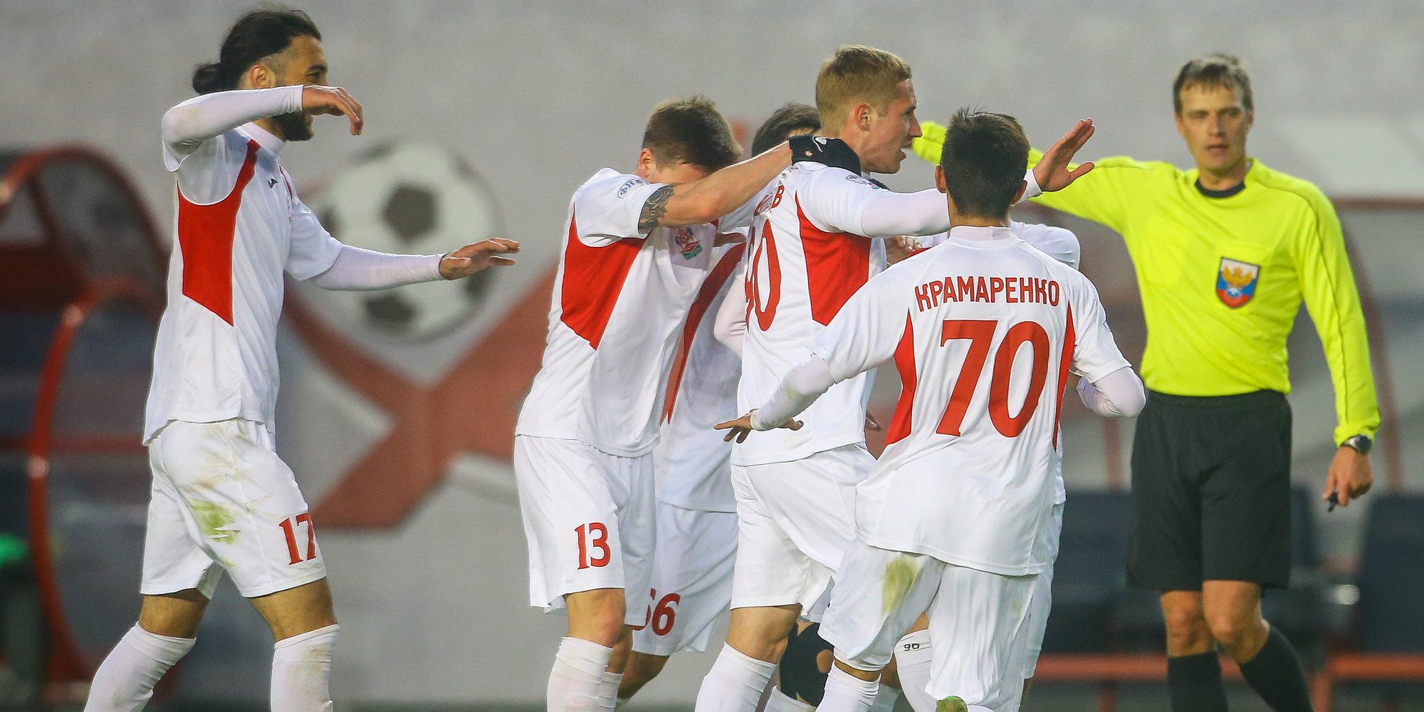 Курский «Авангард» объявил оназначении Биджиева напост основного тренера