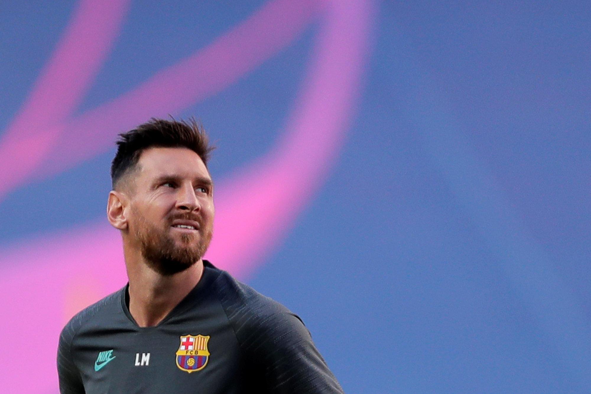 Карлес Пуйоль: «Не хотелось бы, чтобы Месси ушел из «Барселоны»